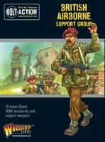 Warlord Games Bolt Action British Airborne 28mm Airborne Support Group SW