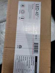 "Ledpax Technology 48"" 40-Watt 2400-Lumens 5000K White Integrated LED WrapAround"