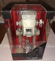 """Star Wars Black Series Imperial AT-ST Walker & Driver 3.75"""" Action Figure NEW!"""