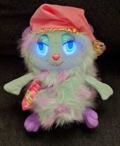 Very Rare 2006 Mattel Barbie Fairytopia Bibble Sweet Dreams Plush Lights Talks!