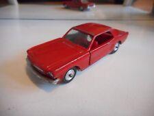 Sabra Gamdakoor) Ford Mustang in Red