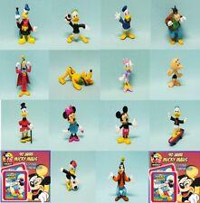 Panini 90 Jahre Micky Maus Sticker Story alle 14 Figuren komplett Disney