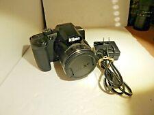 Nikon Coolpix B600 16MP Full HD 60x Zoom Wifi Digital Camera w/Charger,battery