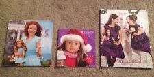 American Girl Catalogs 2012 lot of 3 - Mckenna, Holiday