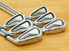 Taylormade R9 Super Max Iron Set 5-9+PW RH NS Pro 950GH S Flex G931