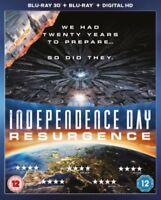 Independence Día - Resurgence 3D+2D Blu-Ray Nuevo Blu-Ray (6474915001)