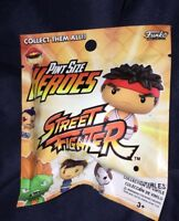 FUNKO Street Fighter  Pint Size Heroes Mini-Figure (One Pack) Capcom Video Game