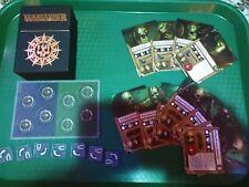 Warhammer Undersworlds Shadespire Promo Event Deck Box Gold, Guard Tokens, etc.