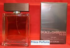 D&G DOLCE E GABBANA THE ONE FOR MEN EDT NATURAL SPRAY VAPO - 30 ml