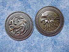 Got type dragon ou loup médaillon Stark targareon Needle Minder Cross stitch