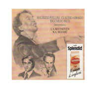 Maurizio Pollini, Abbado, Muti – Interpretano Beethoven e Mozart, CD usato