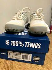 K-Swiss Ultrashot Preminum Line Women Girl Boy Junior Kids Tennis Shoes UK 3.5