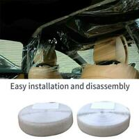 Taxi Car Transparent Isolation Film Protective Full Surround Cover R0P5