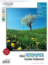 100 feuilles papier photo mat A4 - 230 G - Schwarzwald Mülhe