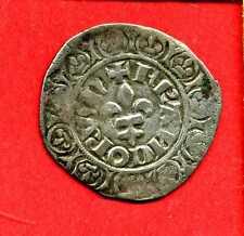 (MD 23) PHILIPPE VI GROS A LA FLEUR DE LIS 1328-1350