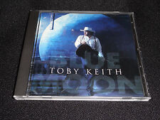 "TOBY KEITH "" BLUE MOON "" CD (LIKE NEW)"