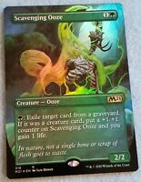MTG Collectors Core Set 2021 SCAVENGING OOZE (Borderless) 318 Rare FOIL M/NM