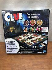 Hasbro Clue Juego de Mesa - Nuevo - Precintado - el Clásico Misterio - A5826079