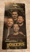 Impractical Jokers One Ticket From Cancelled 2020 Show Lenticular photo