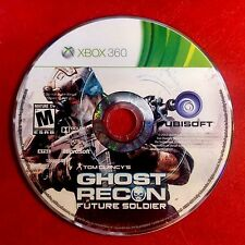 Tom Clancy's Ghost Recon: Future Soldier (Xbox 360)(USED)(DISC ONLY)#10119