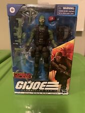 Gi Joe Classified Target Exclusive Beach Head Wayne Sneeden Cobra Island series