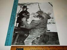 Rare Original VTG Clint Eastwood Don Stroud Joe Kidd John Sturges Movie Photo