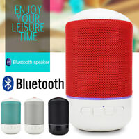 Portable Wireless Bluetooth Stereo Speaker MP3 Music Player FM Radio Outdoor