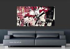 Großes Acryl Gemälde XXL Modern CHP 931 Handgemalt Bild Kunst Abstrakt 160x90cm