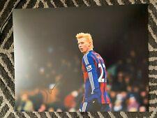 Stoke City Brek Shea Autographed Signed 11x14 Photo Coa #2