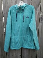 Womens north face sweatshirt large