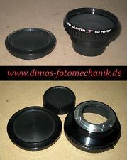 Lens adaptador Hasselblad C-objetiva a Yashica/Contax conexión! adaptador HB-CX