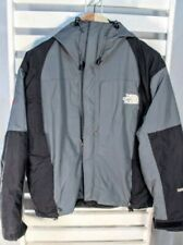 The North Face Summit Series Gor-Tex XCR Mens Gray Black Hood Jacket Size Small