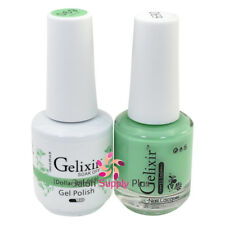 GELIXIR Soak Off Gel Polish Duo Set (Gel + Matching Lacquer) - 069