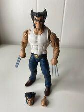 Marvel Legends Ultimate Series WOLVERINE Logan Mint Patch Logan XMen Avengers