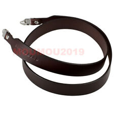 Wide Leather Neck Strap With Lugs For Hasselblad 500CM 501CM 503CX 503CW Camera