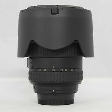 Used Nikon Zoom-Nikkor 17-55mm 17-55 f/2.8 AF-S DX ED G IF Lens +UV Filter