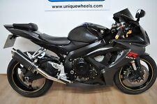 SUZUKI gsxr600 k6-k7 SP Engineering Carbonio Tri-Ovale Moto GP SCARICO XLS