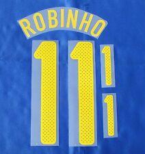 Lextra Sporting ID 2010 WM Brasil Summer 11 Shirt Name Zahl Set