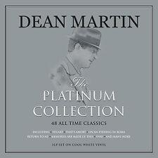 Dean Martin - The Platinum Collection (Gatefold 3LP 180g White Vinyl) NEW/SEALED