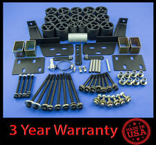 "88-94 C/K1500 C/K2500 2WD/4WD 3"" Full Body Lift kit Front & Rear"