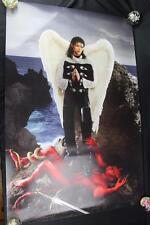 "Archangel Michael Jackson David LaChapelle Fine Art Photography Poster 26"" x 39"""