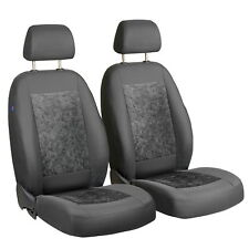 Grey Velour Seat Covers for Volvo V70 Car Seat Cover Front