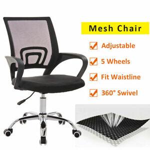 New Ergonomic Mesh Chair Office Chair Adjustable Computer Desk Chair SwivelChair