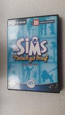 PC CD-Rom Die Sims Tierisch gut drauf Erweiterungspack