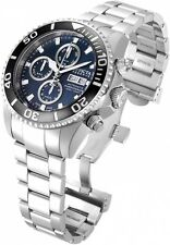New Mens Invicta 18912 Pro Diver Swiss Valjoux 7750 Automatic Bracelet Watch