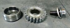 1993 93 Honda CR250 Crank Gear CR250R CR 250 Primary Main Drive Sprocket Collar