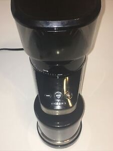 KRUPS GX420, Coffee Grinder with Scale, 39 grind settings, large 14 oz capacity