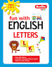 Learn English Letters  for 3 -5 year old Write English Letters school readiness
