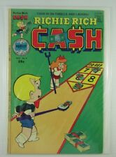 Harvey Comics RICHIE RICH Cash #8  VG 4.5