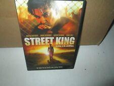 STREET KING CALLEJERO rare dvd Street Boxing Mexico MANNY HERNANDEZ C Palomino